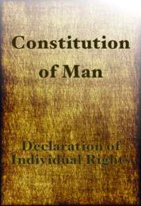 Constitution of Man